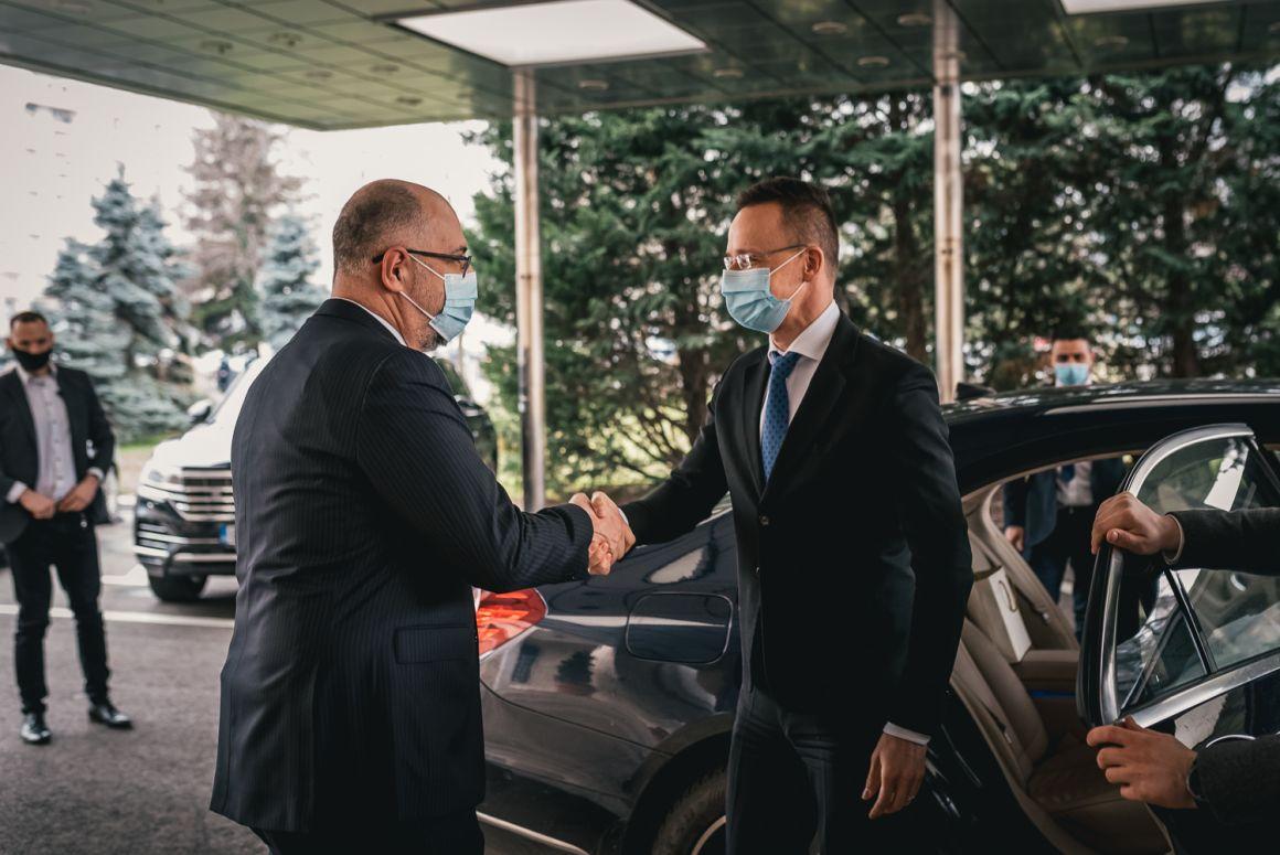 Kelemen Hunor: Pentru prima dată după mulți ani am convingerea că relațiile interguvernamentale româno-maghiare pot fi îmbunătățite considerabil