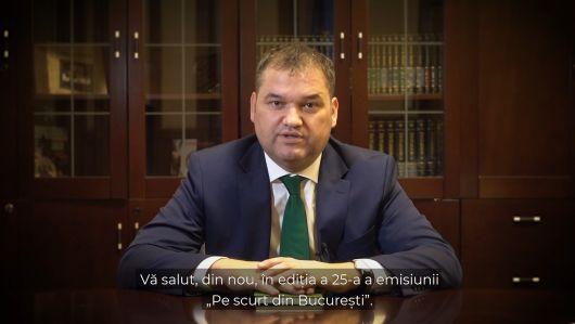 Pe scurt din București – episodul 25.
