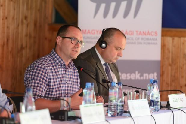 Korodi Attila: Comunitatea noastră apreciază interesul Washington-ului pentru situația minorităților din România